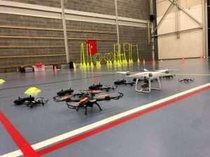 Teambuilding Drones2