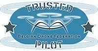 200 Logo Belgian Drone Trusted Pilotkopie