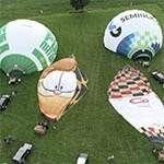 Dronefotos luchtvaart fotografie