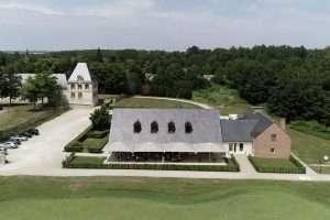 drone fotografie golf