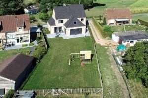 drone fotografie vastgoedsector