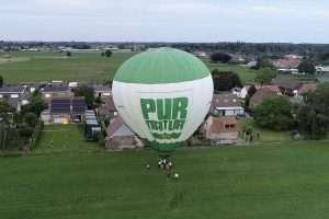 dronevideo bedrijfsfilm Dreamballooning