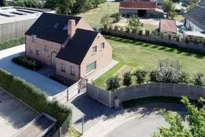 vastgoedfotografie drone Roeselare
