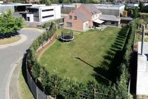 vastgoedfotografie per drone